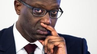 Lesen Sie hier, wieso Tidjane Thiam den Börsengang der Schweizer Einheit abgeblasen hat