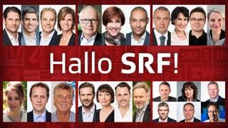 Alle Chats vom «Hallo SRF!»-Spezialtag am 13. Oktober