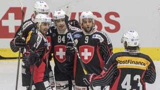 Nati am Lucerne Cup im Final (Artikel enthält Video)