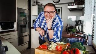 Video «Daniel Wechsler: «Kochen ist meine Leidenschaft!»» abspielen