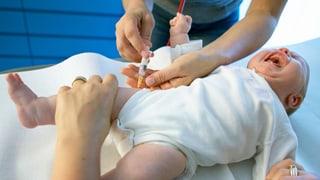 Groupe Mutuel bietet kaum Kinderärzte im Hausarztmodell