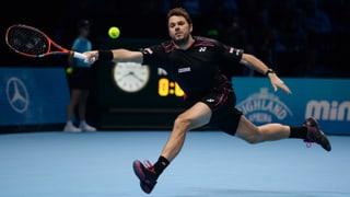 So wurde Wawrinka von Nadal deklassiert