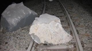 RhB-Strecke bei Brusio bleibt einen Monat unterbrochen