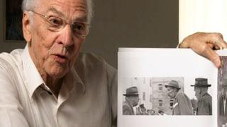 Arnold Odermatt: Vom Landjäger zum Shootingstar der Fotokunst