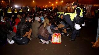«Schweden ist mit den Flüchtlingen am Limit»