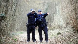 Doppelt so viele «Illegale» an Schweizer Grenze