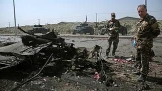 Taliban-Angriff auf Flughafen in Kabul