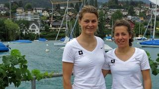 Zwei Berner Oberländerinnen nehmen Kurs auf Rio