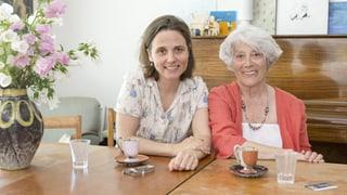Ein unzertrennliches Generationen-Paar: Mutter und Tochter (Artikel enthält Bildergalerie)