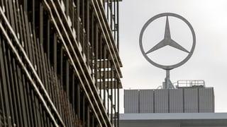 Daimler ruft drei Millionen Autos zurück