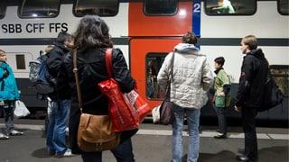 Grüne wollen Zugfahren billiger machen