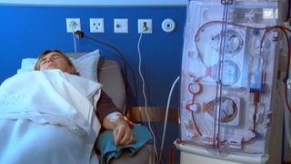 Organempfänger - Leben auf der Warteliste