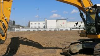 Basel baut beim Bässlergut neue Gefängnisplätze