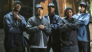 Dr. Dre und Ice Cube bauen sich ein filmisches Denkmal