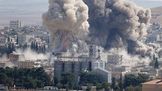 Kobane: Terrormiliz IS ist zurück