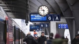 SBB lässt wegen Verspätung Haltestellen aus – darf sie das?