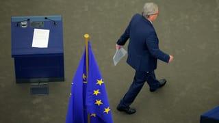 «Juncker verkörpert die Fehler der Vergangenheit»