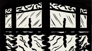 Ein begnadeter Zeichner – die vergessene Seite von David Weiss