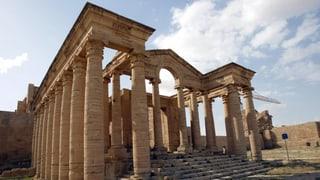 IS zerstört systematisch Kulturstätten