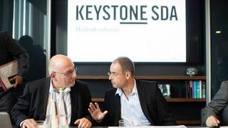 Keystone-SDA setzt auf künstliche Intelligenz
