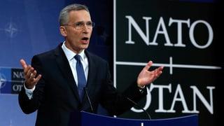 Nato entzieht russischen Vertretern die Akkreditierung