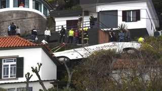 29 morts tar accident d'in bus a Madeira