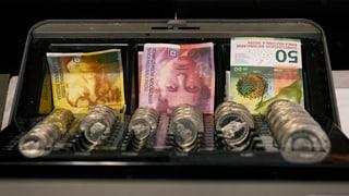 2018 fehlen 40 Millionen Franken Steuereinnahmen