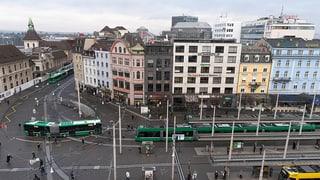Politiker fordern Marschhalt beim Basler Bahnhof SBB