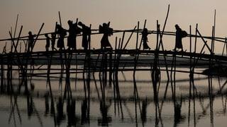 Lesen Sie hier mehr zur Situation der Rohingya.