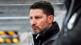 EHC Olten: Trainer Chris Bartolone muss gehen