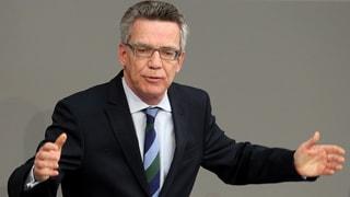 Schweiz erhält Unterstützung aus Deutschland