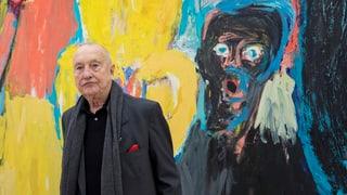 Kunstmuseum und Fondation stellen Baselitz aus