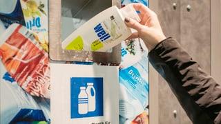 Der Widerstand gegen das Plastik-Recycling bröckelt