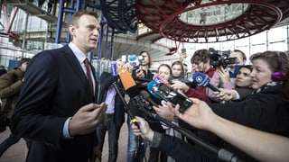 Russland wegen Nawalny-Festnahmen verurteilt