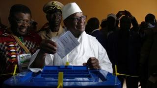 Wahlen unter strengen Sicherheitsvorkehrungen