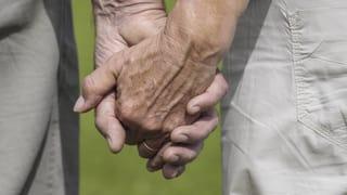 Ehepartner erkranken seltener an Demenz