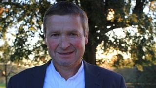 Ausserrhoden: Alfred Stricker kandidiert für Regierung