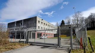 Insasse der Strafanstalt Schöngrün verstorben