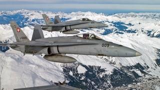 Nach F/A-18-Unglück: «Die Perspektive ist schlecht»