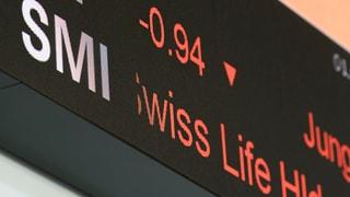Schweizer Börse im Bann von Nordkorea