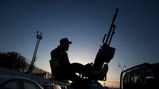 Libyen: Regierungsmitglied stirbt durch Schüsse