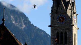 Drone Prix Zürichsee im SRF-Livestream