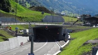 Tunnel da sviament Küblis: Di per di 10'000 autos damain
