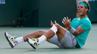 Rafael Nadal triumphiert in Indian Wells