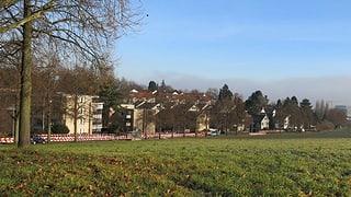 Der Abstimmungskampf zur Basler Stadtrandentwicklung ist lanciert