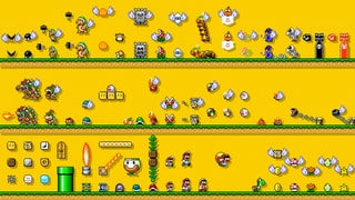 Haikiew: «Super Mario Maker»