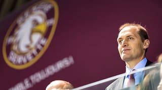 Quennec tritt als Präsident von Genf-Servette zurück