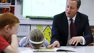 Die 6 bizarrsten Momente im britischen Wahlkampf