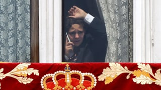 Kein Prinz Charming: König Felipes Neffe pöbelt im Lunapark