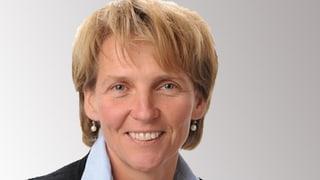 Karin Kayser: «Sachbezogene Kritik ist für mich kein Problem»